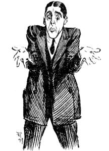 juez enfadado