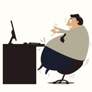 oficial obeso