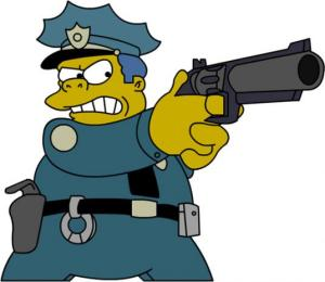 policia simpson