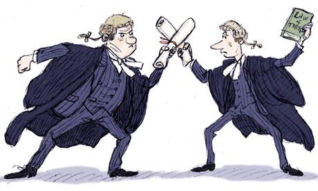 reunion con jueces