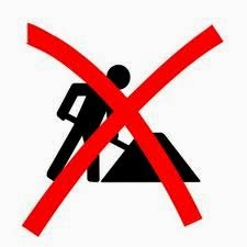prohibicion trabajar