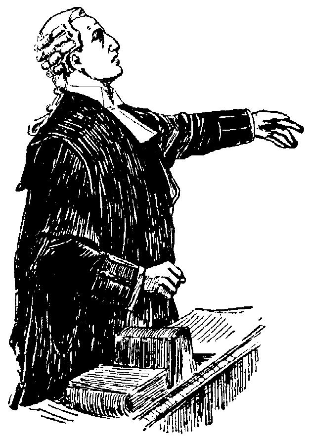 Resultado de imagen de abogados siglo XVIII