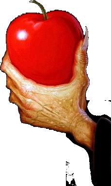 manzana envenenada