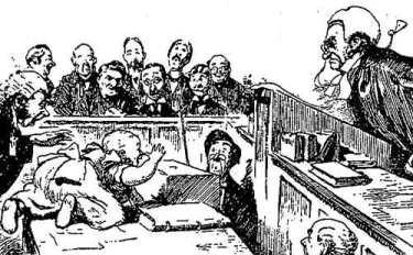 burla juez