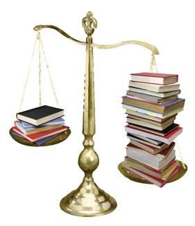 derecho balanza